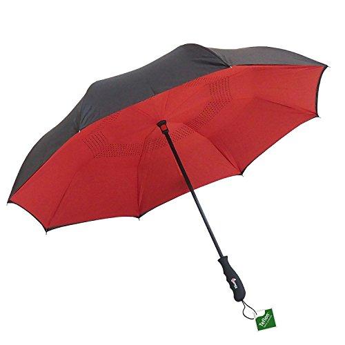 Repel Reverse Umbrella Reinforced Fiberglass