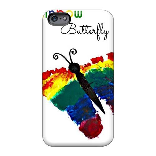 Price comparison product image Snap-on Cases Designed For Iphone 6 Plus- Butterfly Art