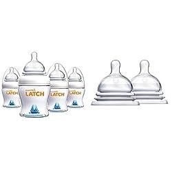 Munchkin Latch BPA-Free Baby Bottle