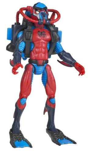 Spider-man Classic Heroes Figure Assortment - Snap on Scuba ()