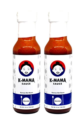 K-Mama All-Purpose Gochujang Korean Hot Sauce: Original (2-Pack) (Best Ramen In Minneapolis)
