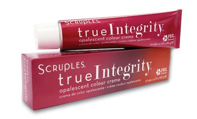 (Scruples True Integrity Opalescent Cream Hair Color 2.05oz (Red Violet))