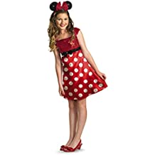 Disguise Disney Minnie Mouse Clubhouse Teen Costume 36473J