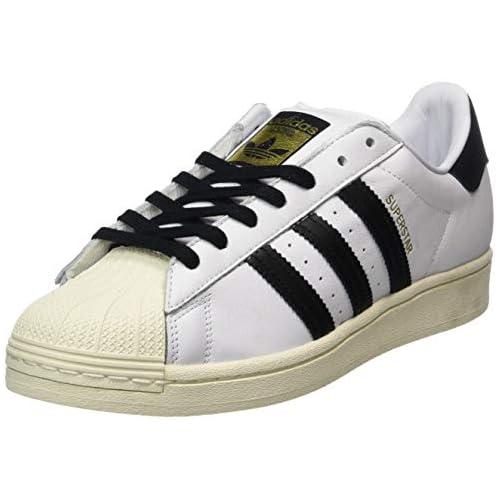 chollos oferta descuentos barato adidas Superstar Zapatillas de Gimnasio para Hombre FTWR White Core Black FTWR White 39 1 3 EU
