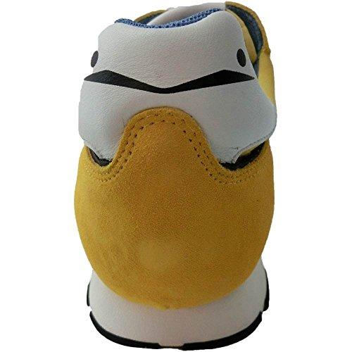 Voile Blanche - Zapatillas de Material Sintético para hombre amarillo amarillo