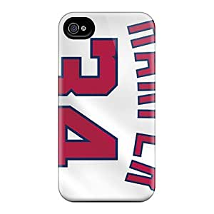 No1cases Iphone 6plus Bumper Mobile Cases Unique Design Attractive Washington Nationals Series [GQs3110FMhR]