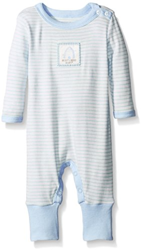 Burts Bees Baby Snap Front Coverall