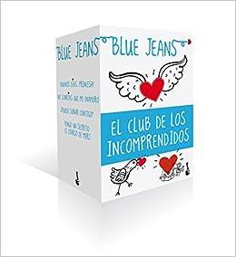 Pack El Club de los Incomprendidos (Bestseller): Amazon.es: Blue Jeans: Libros