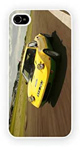 Ford GT 70 Yellow iPhone 4 / 4S Funda Para Móvil Case Cover