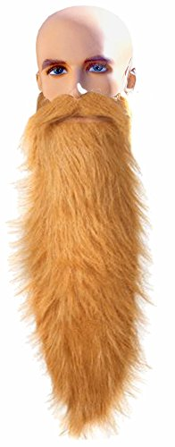 Blonde ZZ Top Style Beard ZZ Top Style Costume Beard In (Costume Beards For Sale)
