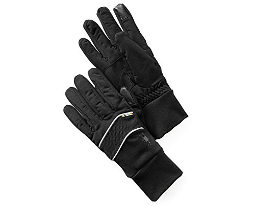 SmartWool PhD Insulated Training Glove (Black) Medium