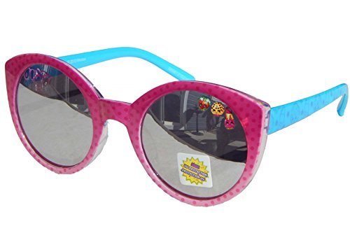 SHOPKINS STRAWBERRY KISS LIPPY LIPPS 100% UV Shatter Resistant - Sunglasses Strawberry