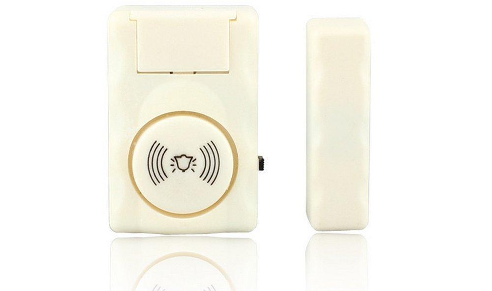 vinker T-01 A DIY Kit 99 zonas inalámbrica hogar y oficina seguridad sistema de alarma con marcación, puerta/ventana contactos Sensor magnético, detectores ...