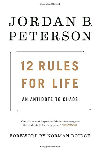 12 Rules for Life: An Antidote to - Usa Shop Jordan