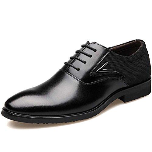 10 5 wide mens dress shoes - 3