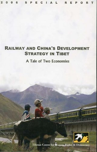 Railway and China's Development Strategy in Tibet pdf