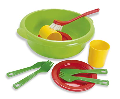 American Educational Products DT-4270 Dishwashing Set Activity Set, 3.512