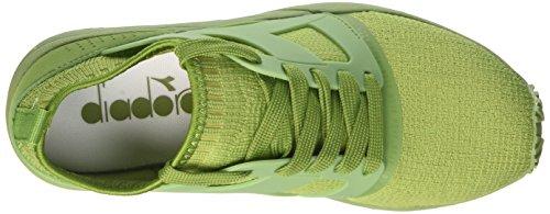 Diadora Evo Aeon, Zapatilla de Deporte Baja del Cuello Unisex Adulto Verde (Verde Giada)