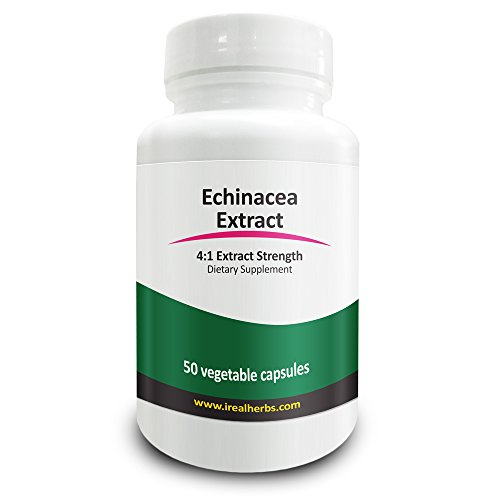 Real Herbs Echinacea Extract Anti Inflammatory product image