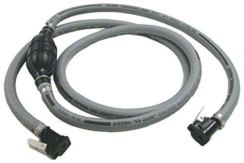 3/8' Fuel Hose (Sierra 18-8009EP-1 Complete Fuel Line Assembly)