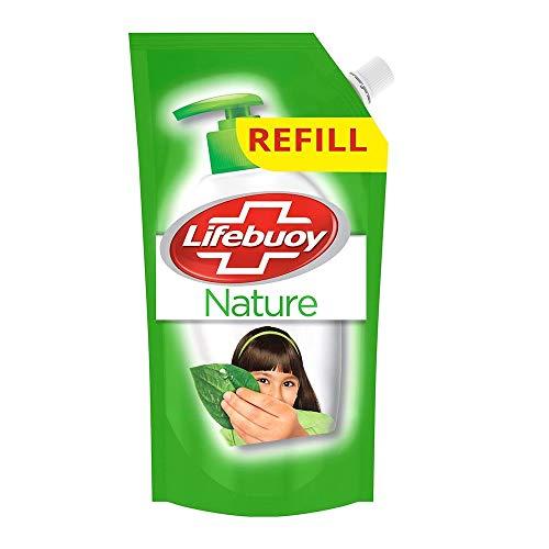 Lifebuoy Cool Fresh Menthol Germ Protection Handwash Refill, 750 ml