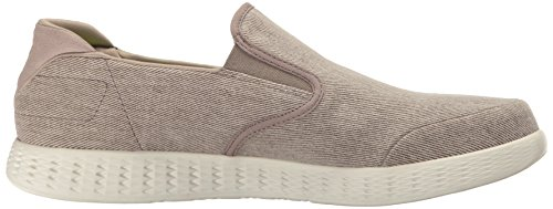 Skechers Herren On-The-Go Glide-Victorious Slip Sneaker Grün (Khaki)