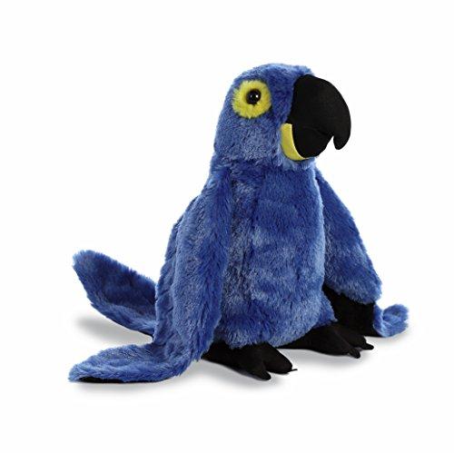 Aurora World Destination Nation Hyacinth Macaw Parrot, Blue