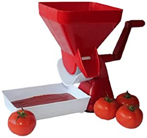 Amazon Com Tomato Strainer By Cucina Pro 9911 Easily