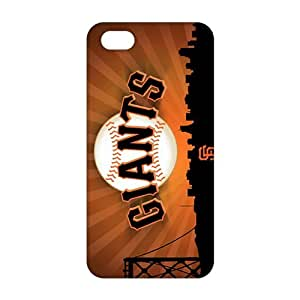 Slim Thin 3D San Francisco Giant For Ipod Touch 5 Phone Case Cover
