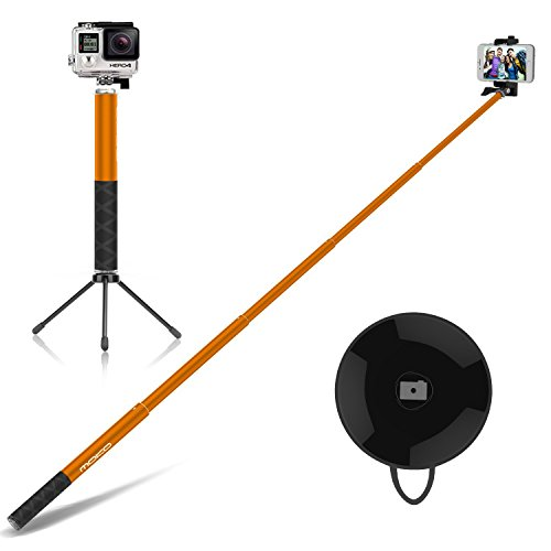 Bluetooth MoKo Extendable Self portrait Monopod