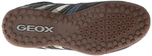 Geox UOMO SNAKE K U4207K01422C6105 Herren Sneaker Blau (AVIO/OFF WHITEC4286)