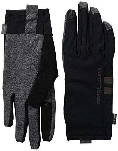 Pearl iZUMi Women's Escape Thermal Gloves, Black, Medium (Pearl Izumi Women Cycling Gloves)