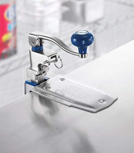 Edlund SG-2C Manual Can Opener with Stainless Clamp Base by Edlund