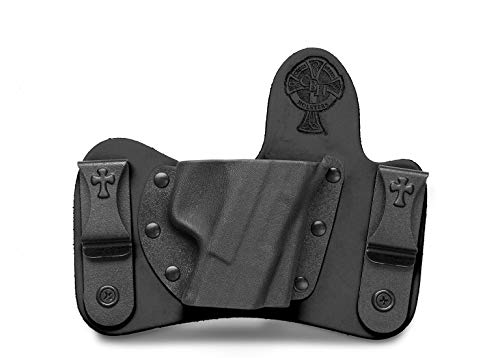 CrossBreed Holsters MiniTuck IWB Concealed Carry Holster (Best Glock 43 Iwb Holster)
