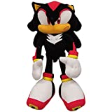 Great Eastern GE-8915 Sonic The Hedgehog 20-Inch Large Shadow Plush