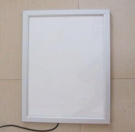 GOWE LED caja de luz caja de luz Publicidad tamaño A1: Amazon.es: Juguetes y juegos
