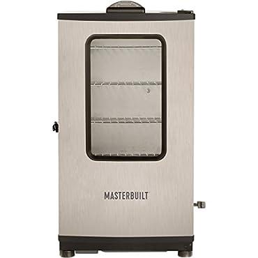 Masterbuilt MB20072618 1200W 40 Digital Electric Smoker