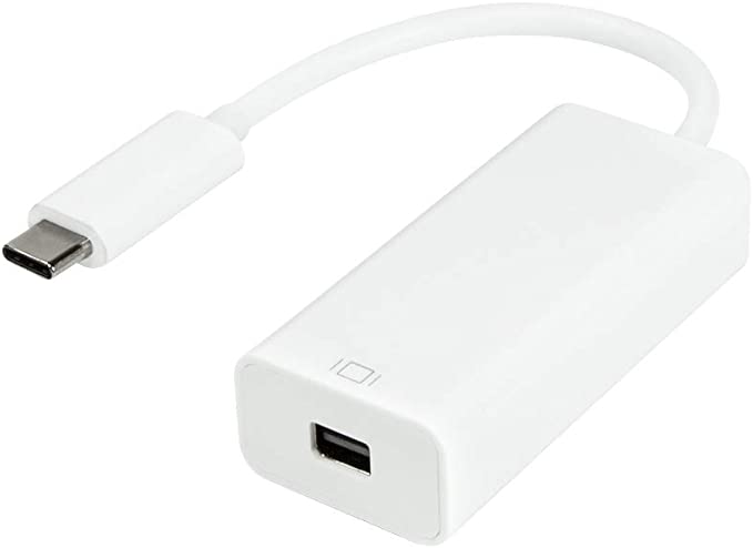 Logilink Ua0360 Usb C To Mini Displayport Adapter Elektronik