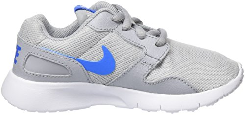 Nike Kaishi - Zapatillas de Entrenamiento Niños Gris (Wolf Grey / Photo Blue-White)