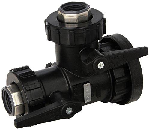 Toro 53300 1-Inch Sprinkler System Pressure Vacuum Breaker - Plastic Vacuum Breaker