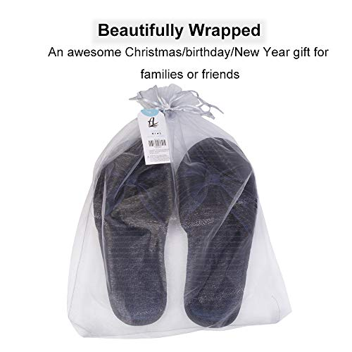 Season Sole Slip w Comfort Girls Beautiful Cute Ladies Anti House Dark Blue Slippers Indoor Slippers Four Womens Bedroom Home zRpq1w