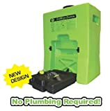 Product review for SAS Safety 8244R60EA 5135 Portable Low Profile Portable Eyewash Station, 15 gallon of Water