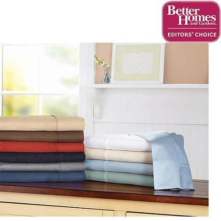 Better Homes and Gardens 300 Thread Count Wrinkle Free Sheet Set from Better Homes and Gardens