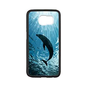 Samsung Galaxy S6 Phone Case Dolphin MB16998