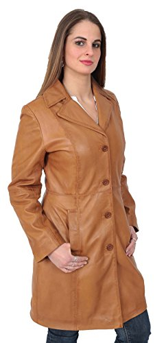 Goods Manteau Trench Fashion Femme Manches Longues A1 Peau 6Rq5wxn5