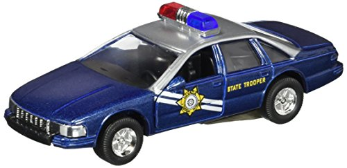 - Toysmith Pull Back Police Cars