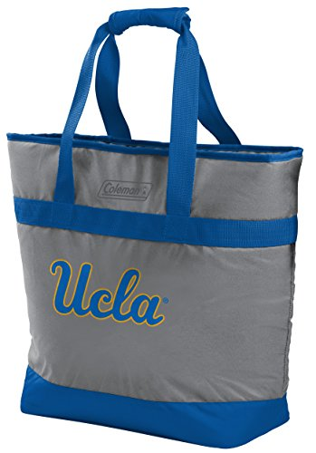 Rawlings NCAA UCLA Bruins Unisex 07883065111NCAA 30 Can Tote Cooler (All Team Options), Blue, - Ucla Tote