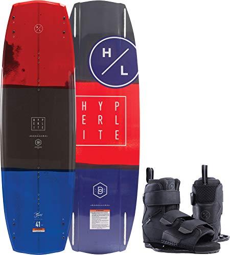 Hyperlite Baseline Wakeboard w/Formula Bindings Mens