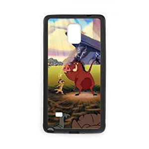 Lion King 1 12 Samsung Galaxy Note 4 Cell Phone Case Black Phone cover SE8576554