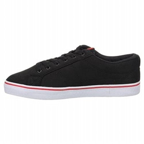 Osiris Skateboard Shoes 45 Black/Red/White, número de zapato:42